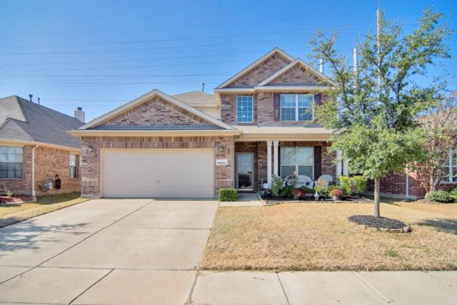 15641 Landing Creek Lane, Fort Worth, TX 76262 (MLS #13975520) :: The Chad Smith Team