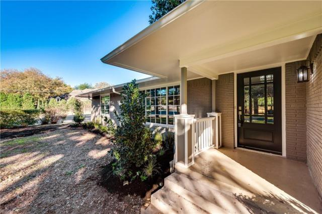 6007 Boca Raton Drive, Dallas, TX 75230 (MLS #13975551) :: The Real Estate Station