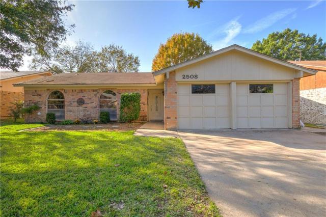 2508 Colleen Drive, Arlington, TX 76016 (MLS #13975581) :: Magnolia Realty