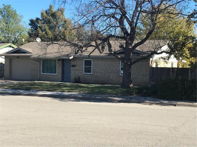 407 Raupe Lane, Granbury, TX 76048 (MLS #13975648) :: Potts Realty Group