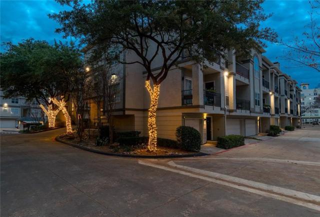 2201 Wolf Street #1203, Dallas, TX 75201 (MLS #13975720) :: Century 21 Judge Fite Company