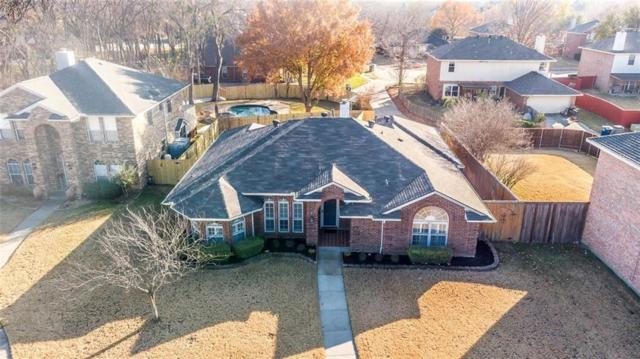 18 Monroe Court, Allen, TX 75002 (MLS #13975816) :: RE/MAX Town & Country
