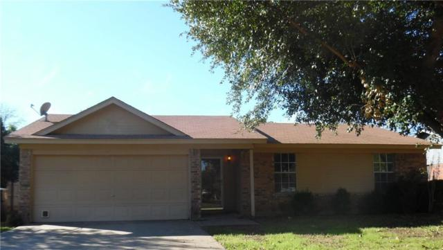 1521 Morningside Drive, Cleburne, TX 76033 (MLS #13975884) :: The Rhodes Team