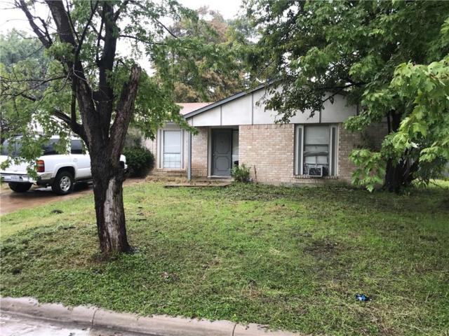 2205 Busch Drive, Arlington, TX 76014 (MLS #13975924) :: Magnolia Realty