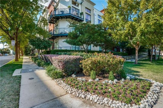 4605 Cedar Springs Road #326, Dallas, TX 75219 (MLS #13975941) :: The Heyl Group at Keller Williams