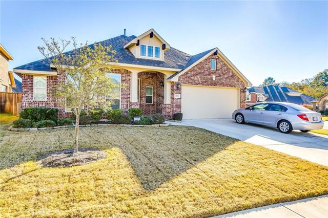 1162 Barberry Drive, Burleson, TX 76028 (MLS #13976050) :: Potts Realty Group