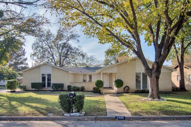 2408 Zapata Drive, Arlington, TX 76015 (MLS #13976083) :: Magnolia Realty