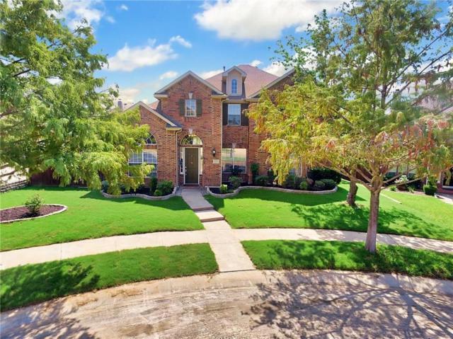 2502 Sir Tristram Lane, Lewisville, TX 75056 (MLS #13976238) :: Magnolia Realty
