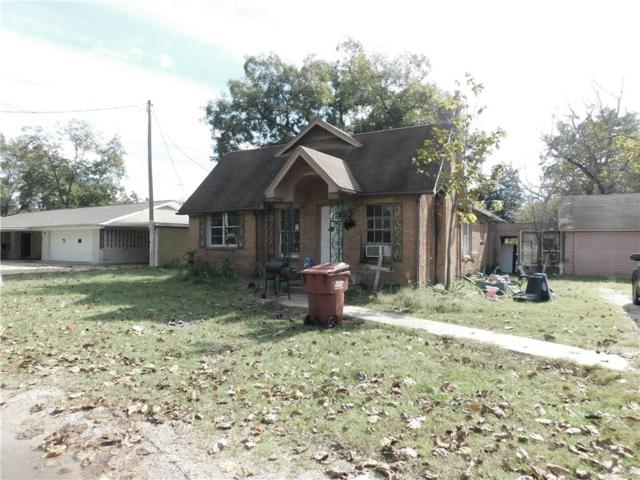 1711 W Frank, Grand Saline, TX 75140 (MLS #13976244) :: RE/MAX Landmark