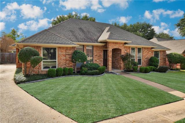 2400 Woodfield Way, Bedford, TX 76021 (MLS #13976334) :: Real Estate By Design