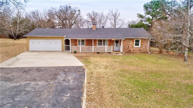 1229 Kiowa Drive E, Lake Kiowa, TX 76240 (MLS #13976347) :: The Rhodes Team