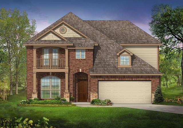 4508 Morning Glory Lane, Mansfield, TX 76063 (MLS #13976442) :: The Tierny Jordan Network