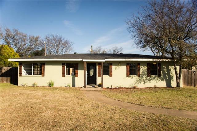 1206 Liberty Street, Weatherford, TX 76086 (MLS #13976495) :: Magnolia Realty