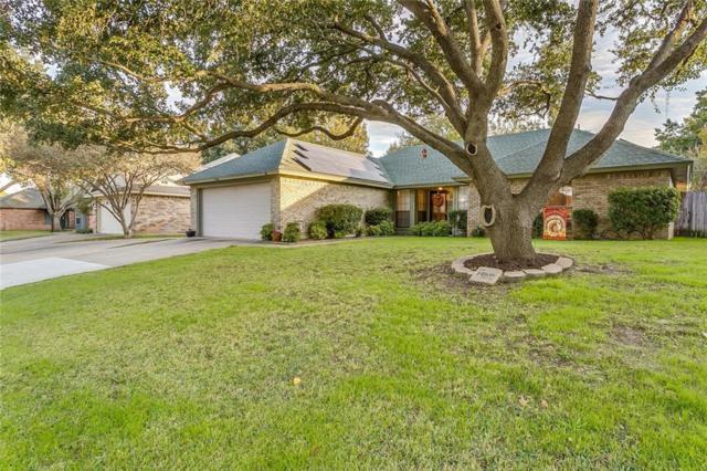 208 Timber Creek Drive, Burleson, TX 76028 (MLS #13976502) :: Potts Realty Group