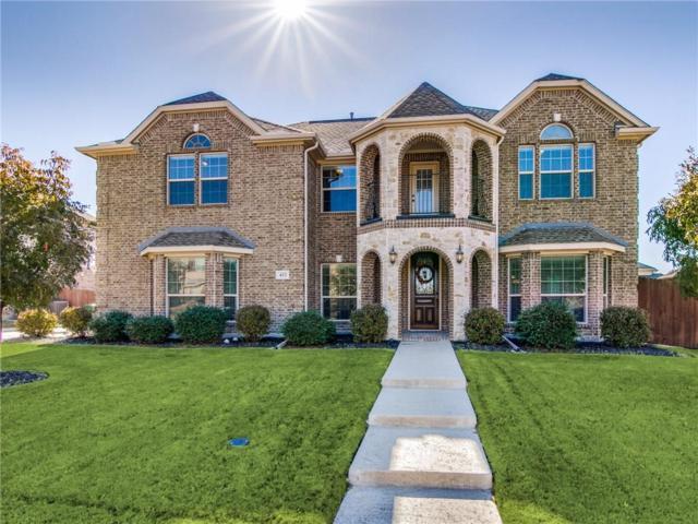 422 Windward Drive, Murphy, TX 75094 (MLS #13976504) :: Hargrove Realty Group