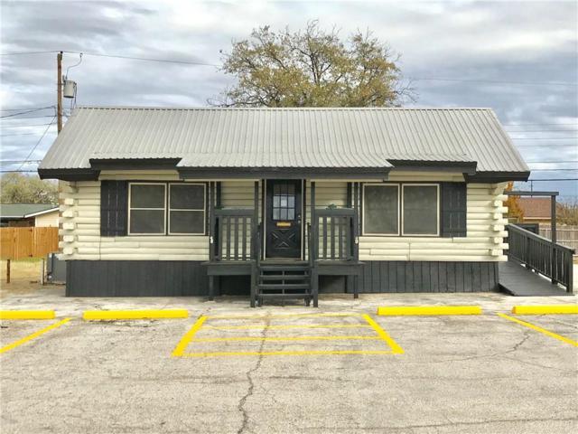 2601 Barrow Street, Abilene, TX 79605 (MLS #13976579) :: The Real Estate Station
