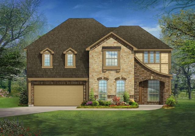 4608 Morning Glory Lane, Mansfield, TX 76063 (MLS #13976622) :: The Tierny Jordan Network