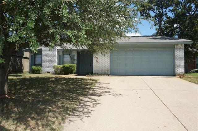 4717 Woodfield Drive, Arlington, TX 76016 (MLS #13976683) :: Real Estate By Design