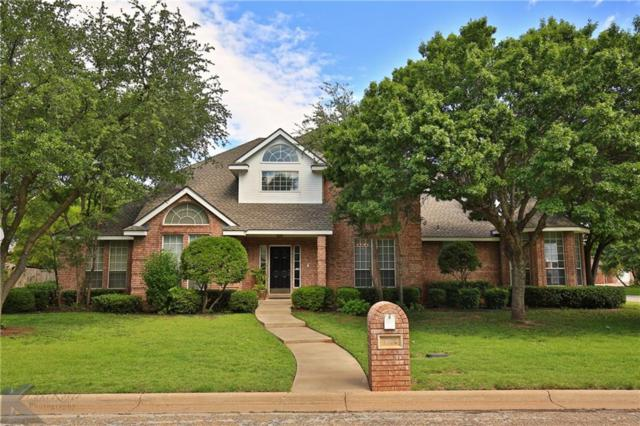 1702 Lytle Shores Drive, Abilene, TX 79602 (MLS #13976804) :: Robbins Real Estate Group