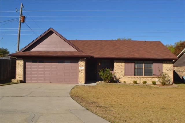 8245 Ulster Drive, North Richland Hills, TX 76180 (MLS #13976815) :: RE/MAX Town & Country