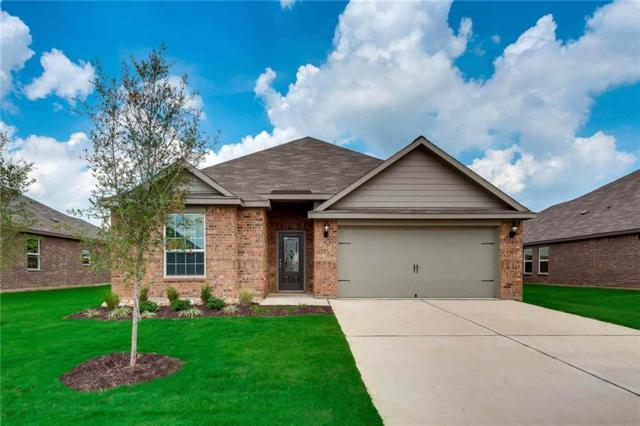 1541 Millennium Drive, Crowley, TX 76036 (MLS #13976820) :: The Mitchell Group