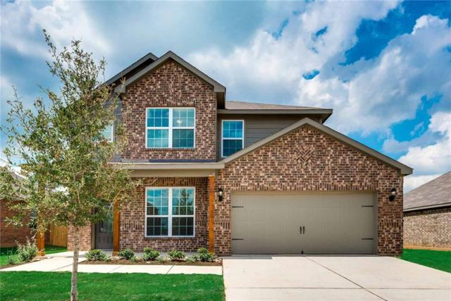 1512 Millennium Drive, Crowley, TX 76036 (MLS #13976827) :: The Mitchell Group