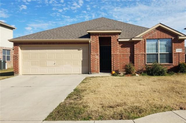 1205 Primrose Drive, Sanger, TX 76266 (MLS #13976933) :: The Real Estate Station
