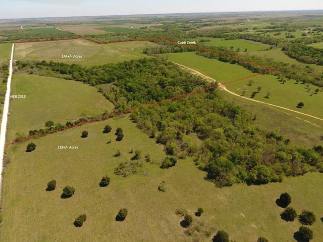 99 Hill County Road 2316, Hillsboro, TX 76645 (MLS #13976950) :: The Good Home Team