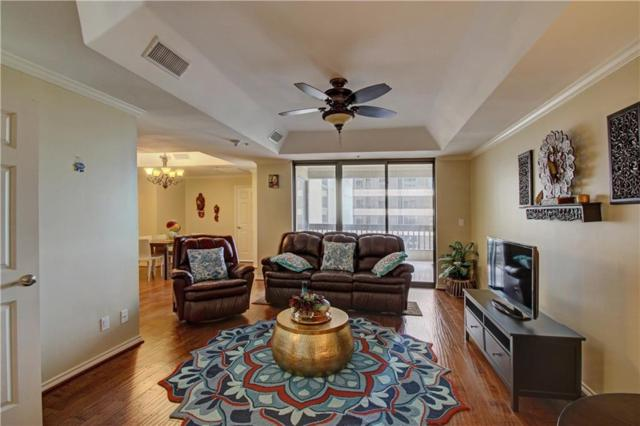 5909 Luther Lane #1102, Dallas, TX 75225 (MLS #13977090) :: The Rhodes Team