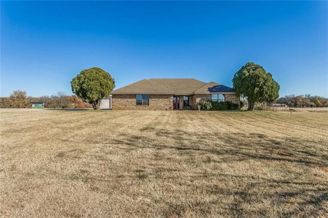 565 High Meadows Drive, Weatherford, TX 76088 (MLS #13977108) :: RE/MAX Landmark