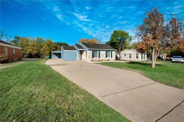 3512 W Biddison Street, Fort Worth, TX 76109 (MLS #13977136) :: Kimberly Davis & Associates