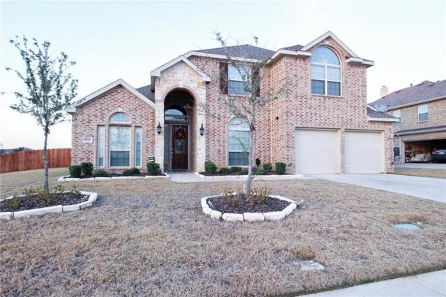 3025 Le Manns Street, Midlothian, TX 76065 (MLS #13977299) :: The Real Estate Station