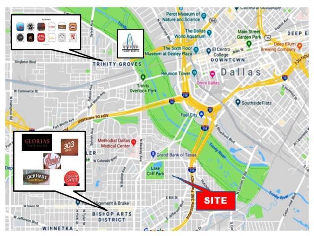713 Sabine Street, Dallas, TX 75203 (MLS #13977431) :: Robbins Real Estate Group