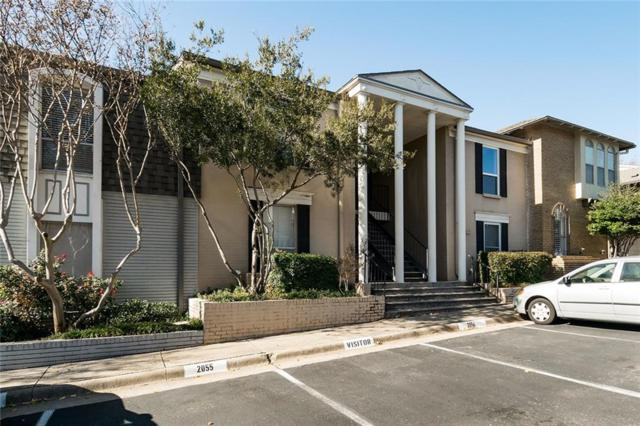 15919 Coolwood Drive #2057, Dallas, TX 75248 (MLS #13977439) :: The Rhodes Team