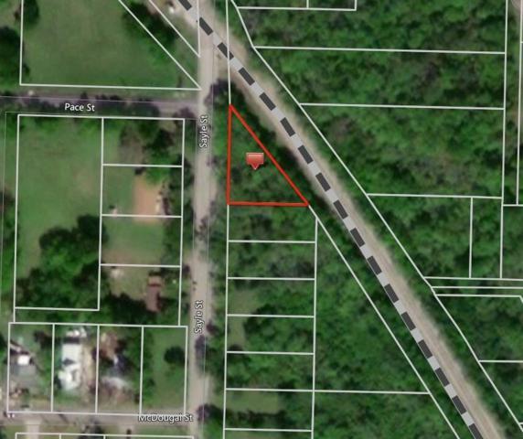 1517 Sayle Street, Greenville, TX 75401 (MLS #13977520) :: The Heyl Group at Keller Williams