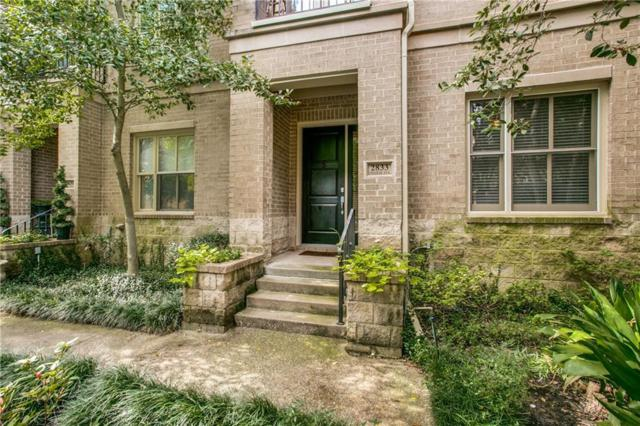 2833 Thomas Avenue, Dallas, TX 75204 (MLS #13977554) :: The Rhodes Team