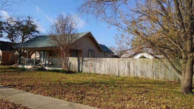 301 S Bond Street, Whitewright, TX 75491 (MLS #13977672) :: The Heyl Group at Keller Williams