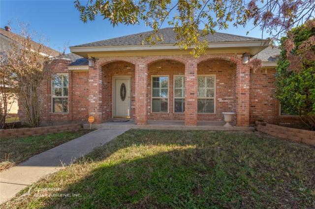 5233 Sherbrooke Lane, Abilene, TX 79606 (MLS #13978021) :: Baldree Home Team