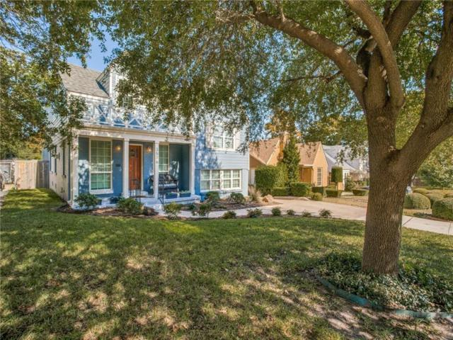 3576 W 4th Street, Fort Worth, TX 76107 (MLS #13978055) :: The Real Estate Station