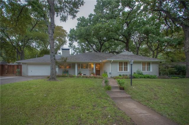 3005 Preston Hollow Road, Fort Worth, TX 76109 (MLS #13978132) :: North Texas Team | RE/MAX Lifestyle Property