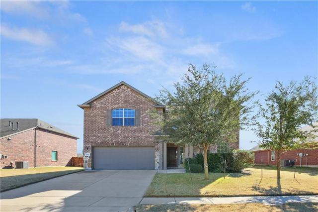 613 Handle Drive, Crowley, TX 76036 (MLS #13978201) :: The Mitchell Group