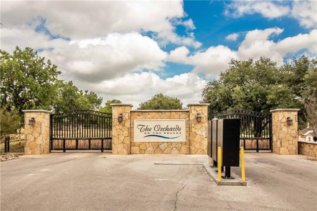 11008 Orchards Boulevard, Cleburne, TX 76033 (MLS #13978247) :: The Chad Smith Team