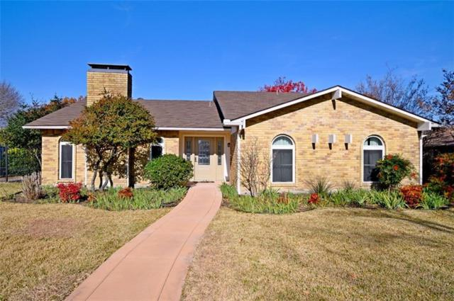 2305 Choctaw Drive, Plano, TX 75093 (MLS #13978368) :: Kimberly Davis & Associates