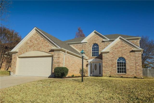 5411 Signal Peak Drive, Arlington, TX 76017 (MLS #13978406) :: Robbins Real Estate Group
