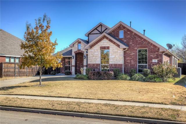214 Anns Way, Forney, TX 75126 (MLS #13978420) :: Kimberly Davis & Associates
