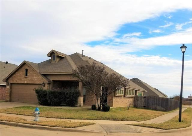616 Minkel Drive, Crowley, TX 76036 (MLS #13978441) :: The Mitchell Group
