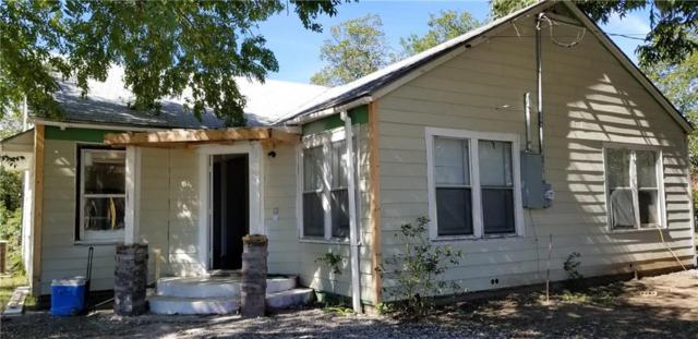 415 SE 5th Street, Mineral Wells, TX 76067 (MLS #13978585) :: Steve Grant Real Estate