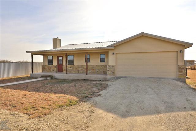 13495 State Highway 351, Abilene, TX 79601 (MLS #13978684) :: The Real Estate Station