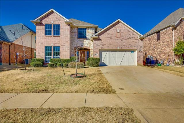 656 Palomino Way, Grand Prairie, TX 75052 (MLS #13978802) :: The Tierny Jordan Network