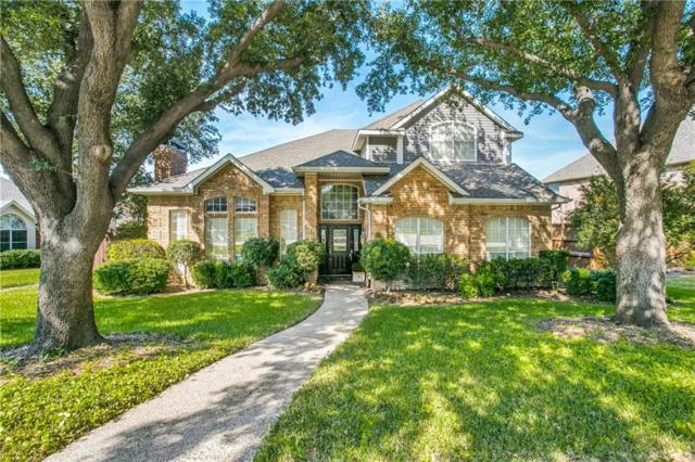 6333 Glenhollow Drive, Plano, TX 75093 (MLS #13978805) :: Van Poole Properties Group